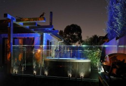 Illuminated Balustrade Australia